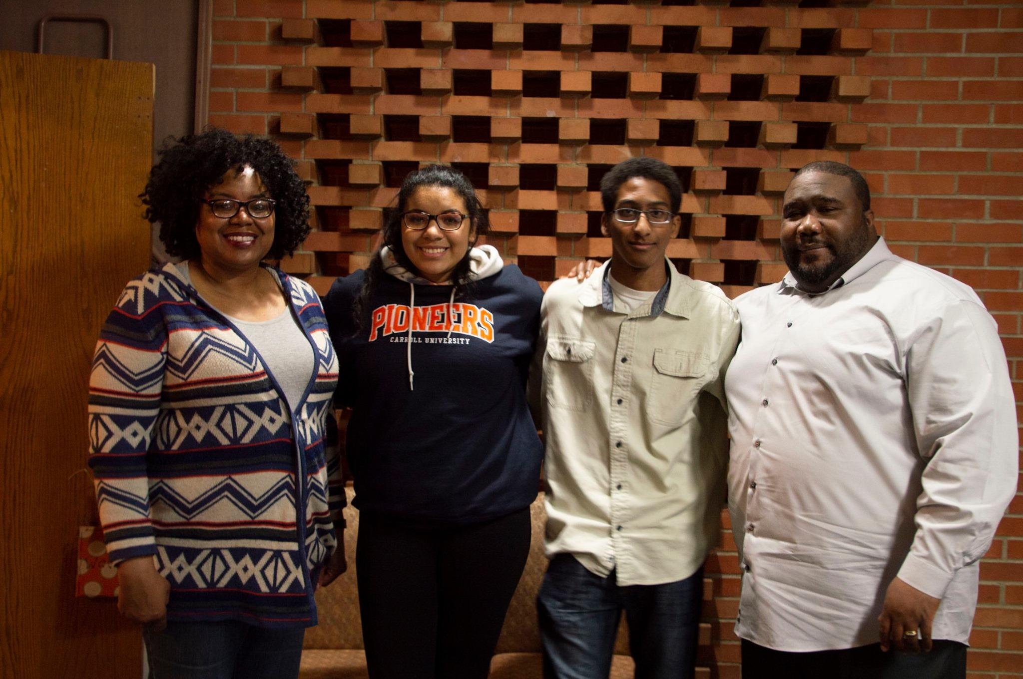 Staff and Board at Racine & Kenosha Urban League